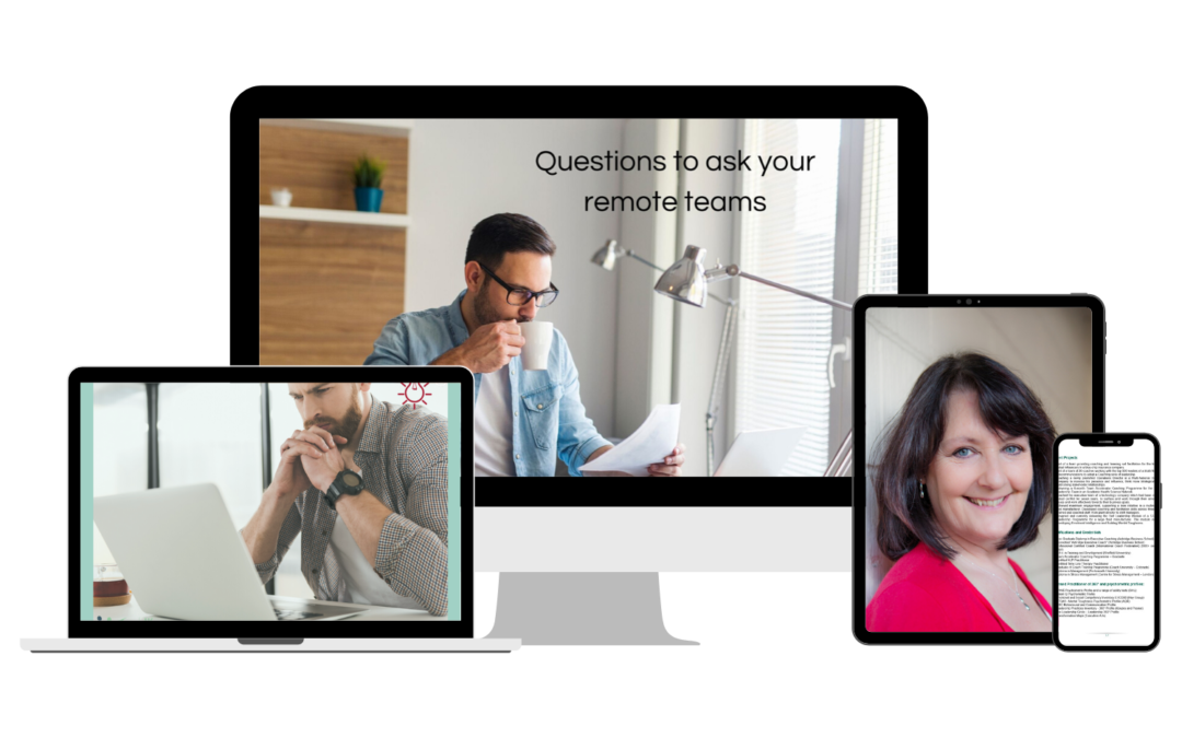 Questions to Ask Your Remote Team
